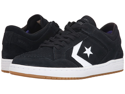 Converse - Weapon Skate (Ox Black/White) Shoes