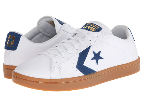 Converse - Pro Leather Skate (Ox White) Shoes