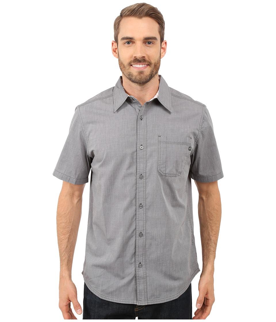 Marmot - Dorset Short Sleeve (Slate Grey) Men's Short Sleeve Button Up