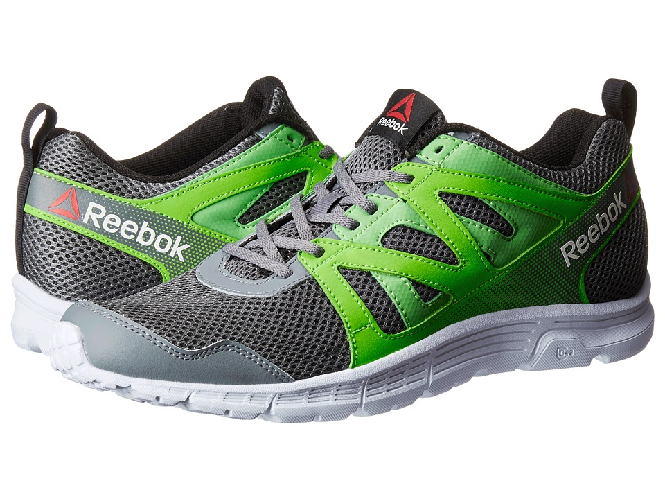 Reebok - Run Supreme 2.0 MT (Alloy/Solar Green/Bright Green/White/Black) Men