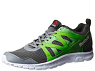 Reebok Run Supreme 2.0 MT (Alloy/Solar Green/Bright Green/White/Black)