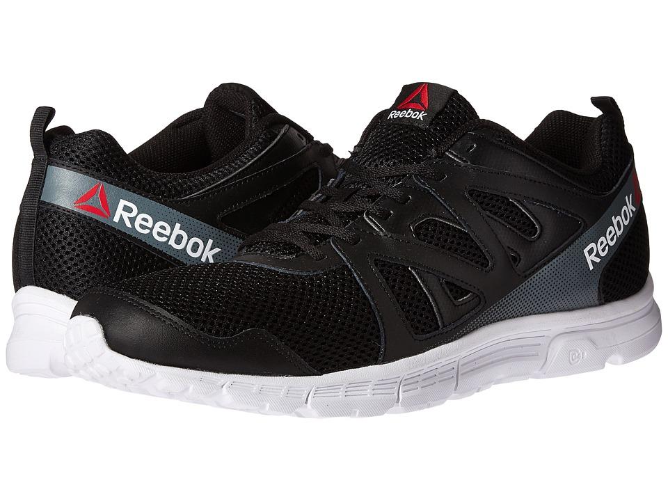 Reebok - Run Supreme 2.0 MT (Black/White/Alloy) Men