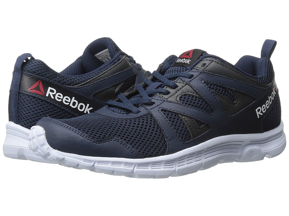 Reebok - Run Supreme 2.0 MT (Collegiate Navy/Coal/White) Men