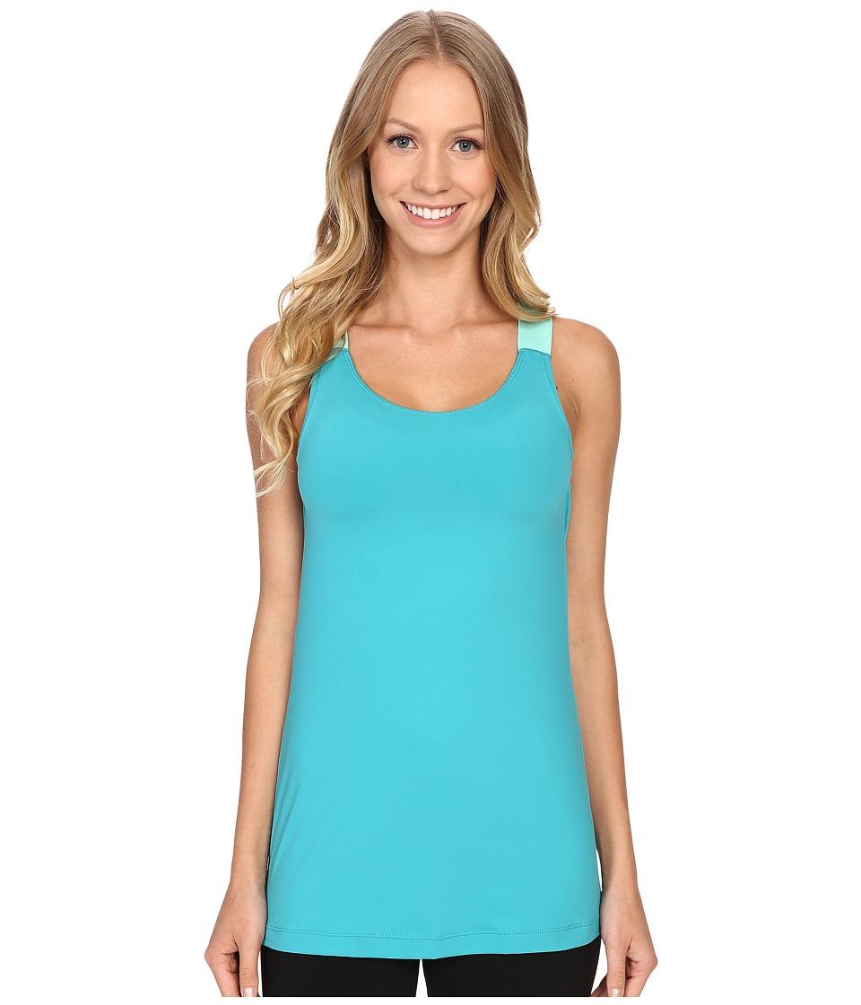 Merrell - Liana Tank Top (Lake Blue) Women's Sleeveless