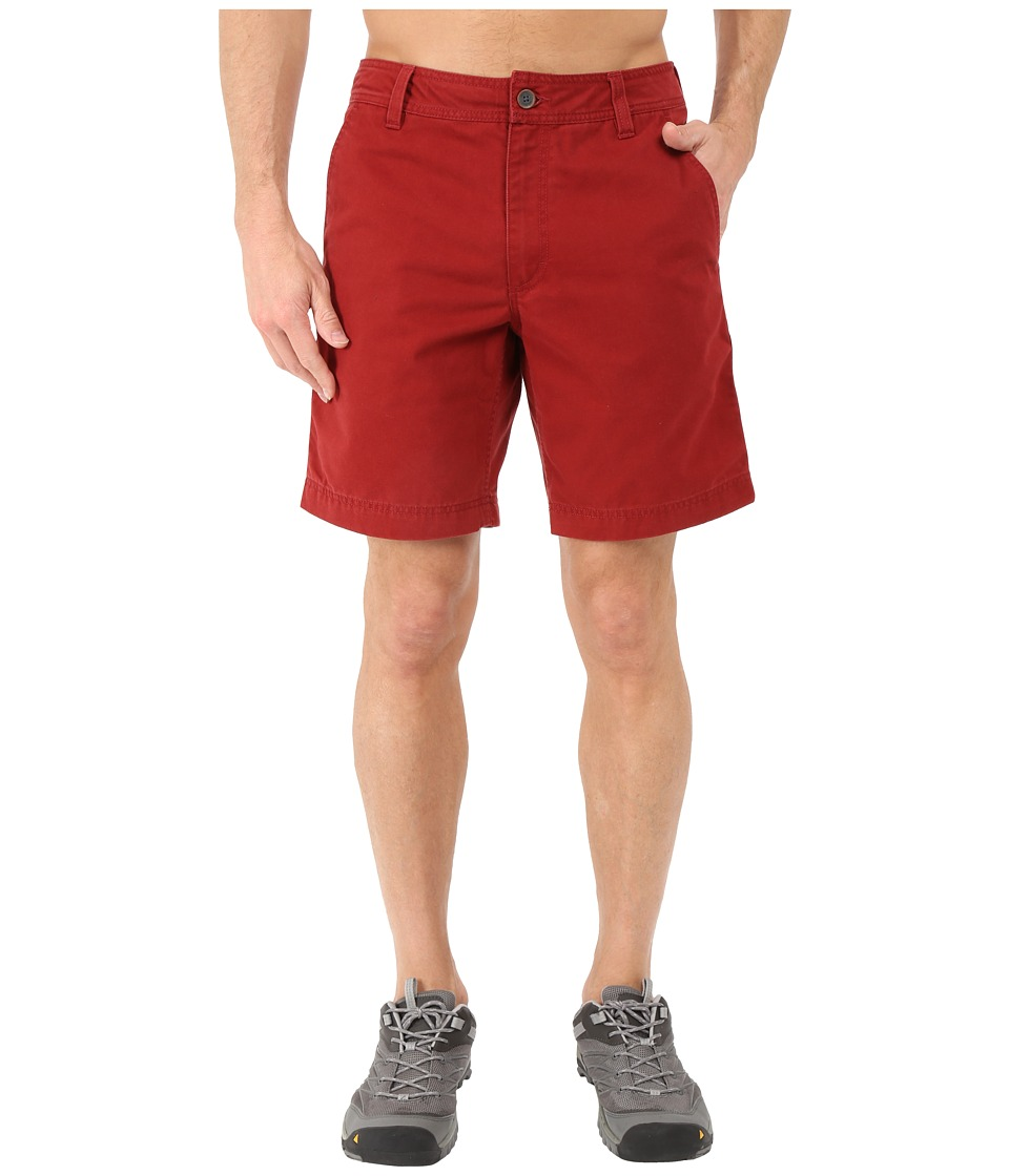 Marmot - Annadel 9 Shorts (Redstone) Men's Shorts