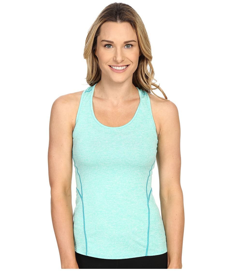 Merrell - Helio Tank Top 2.0 (Cockatoo Heather) Women's Sleeveless