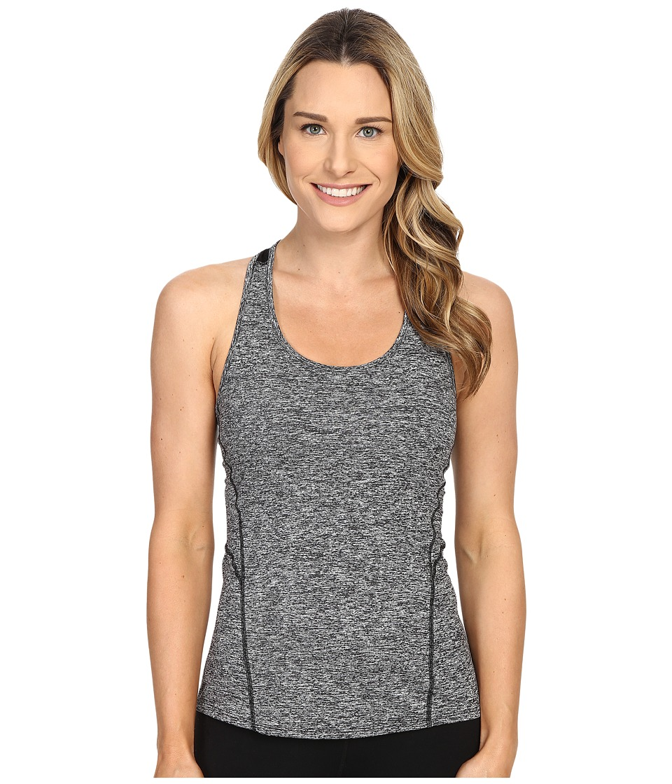 Merrell - Helio Tank Top 2.0 (Black Heather) Women's Sleeveless