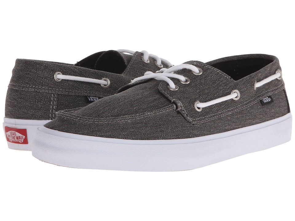 Vans - Chauffeur SF ((Washed) Pewter) Men's Shoes