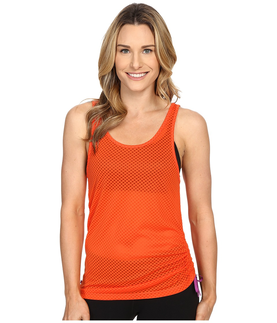 Merrell - Biota Tank Top (Mandarin Red) Women's Sleeveless