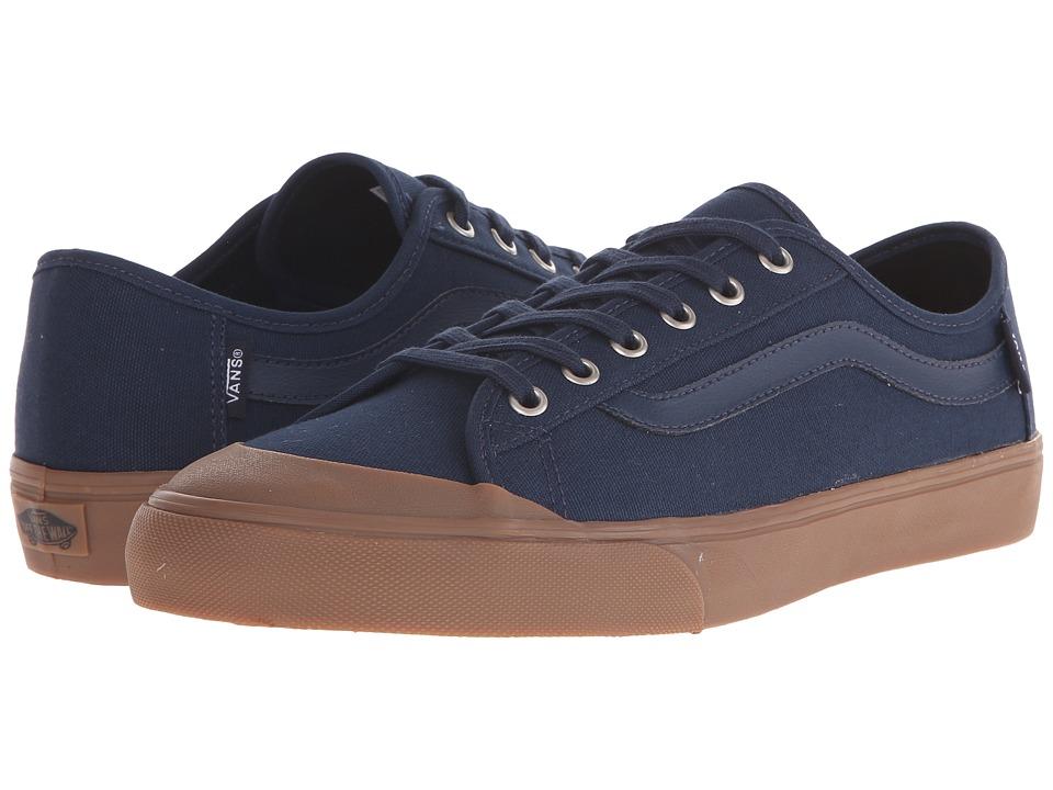 Vans - Black Ball SF (Dress Blues/Gum) Men's Shoes