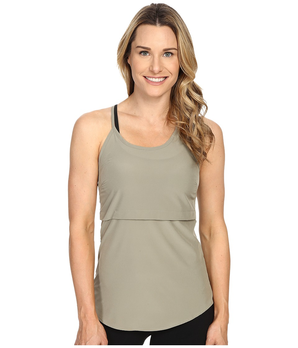 Merrell - Passiflora Tank Top (Putty) Women's Sleeveless