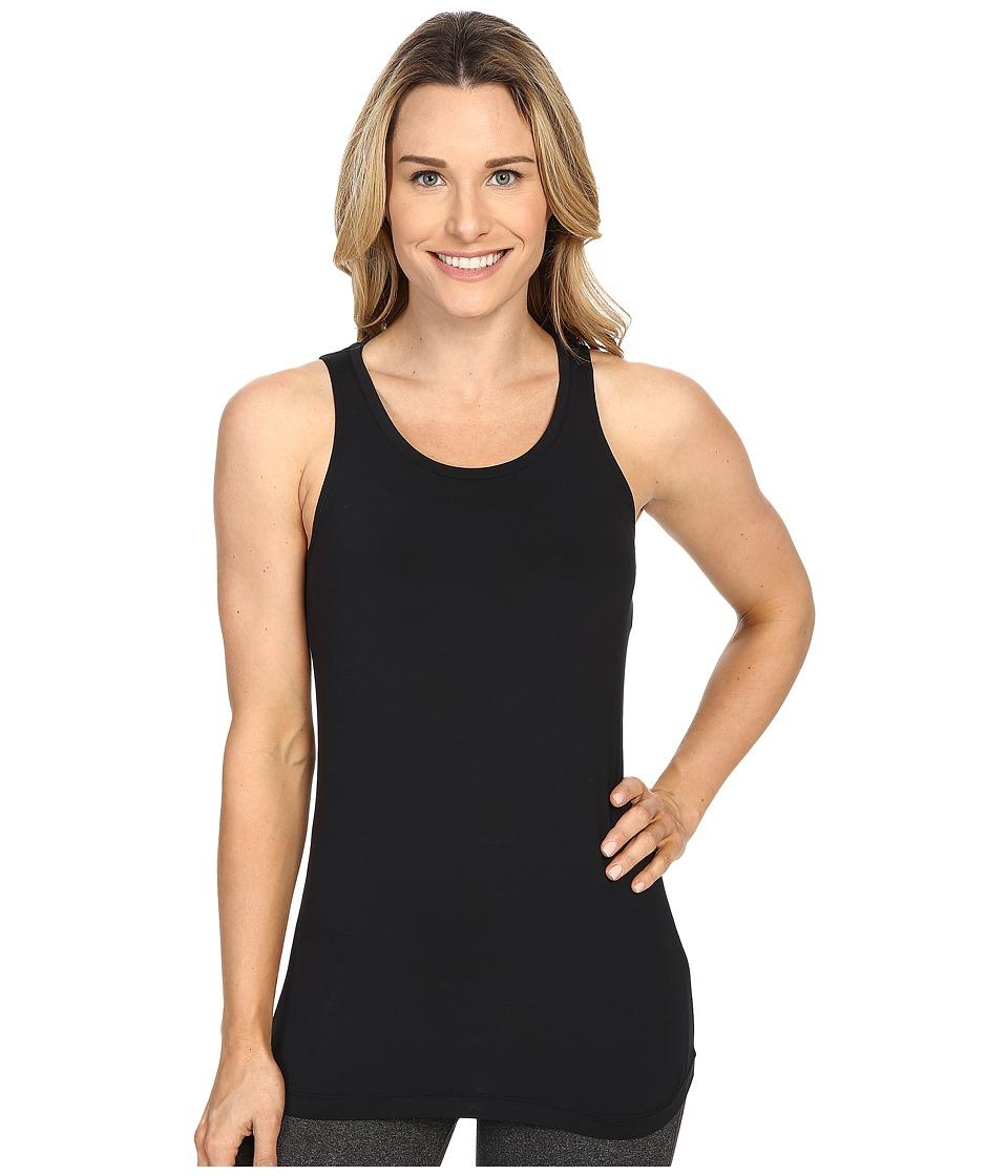 Merrell - Adaptive Cinch Tank Top (Black) Women's Sleeveless