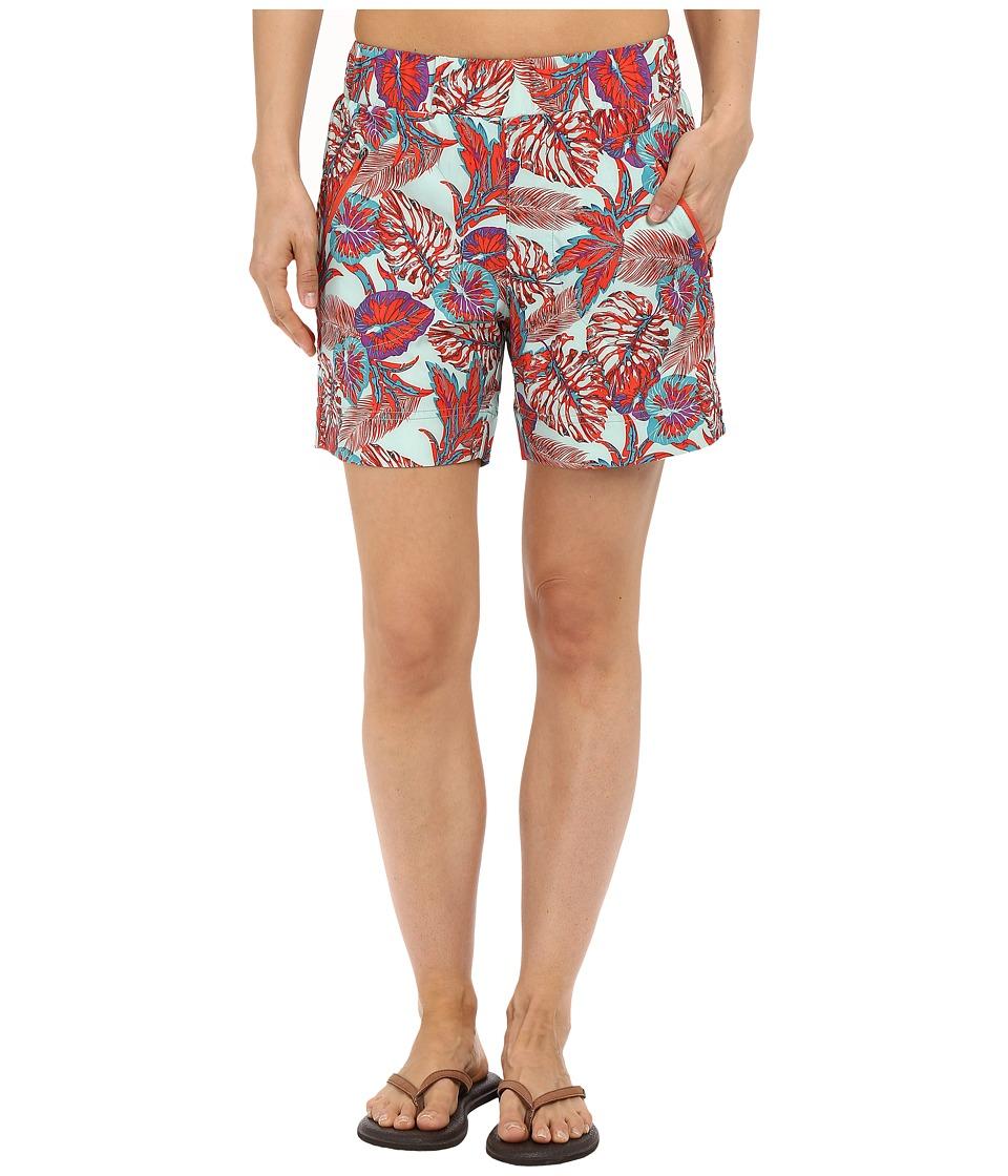 Merrell - Biolush Shorts (Cockatoo Print) Women's Shorts