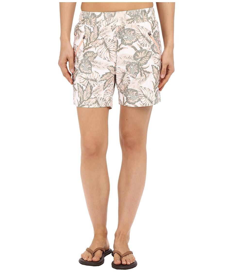Merrell - Biolush Shorts (Peach Nectar Print) Women's Shorts