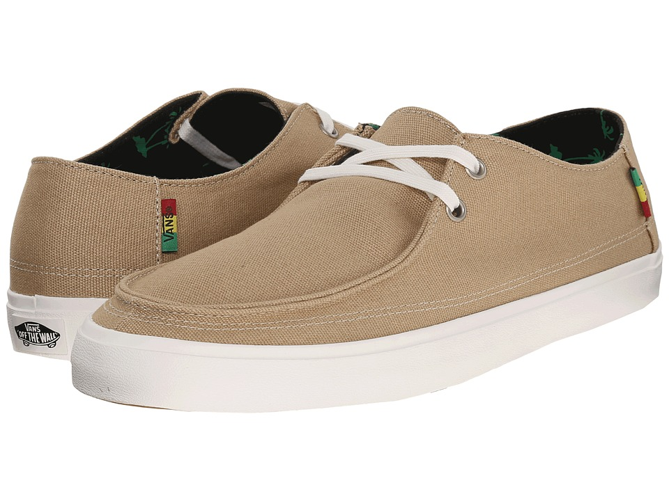Vans - Rata Vulc SF (Incense/Rasta) Men's Shoes