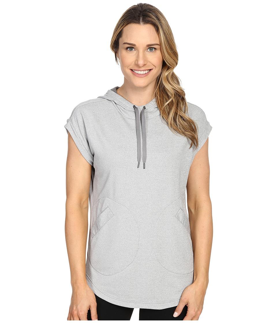 Merrell - Swallowtail Pullover Top (Sidewalk Heather) Women's Short Sleeve Pullover