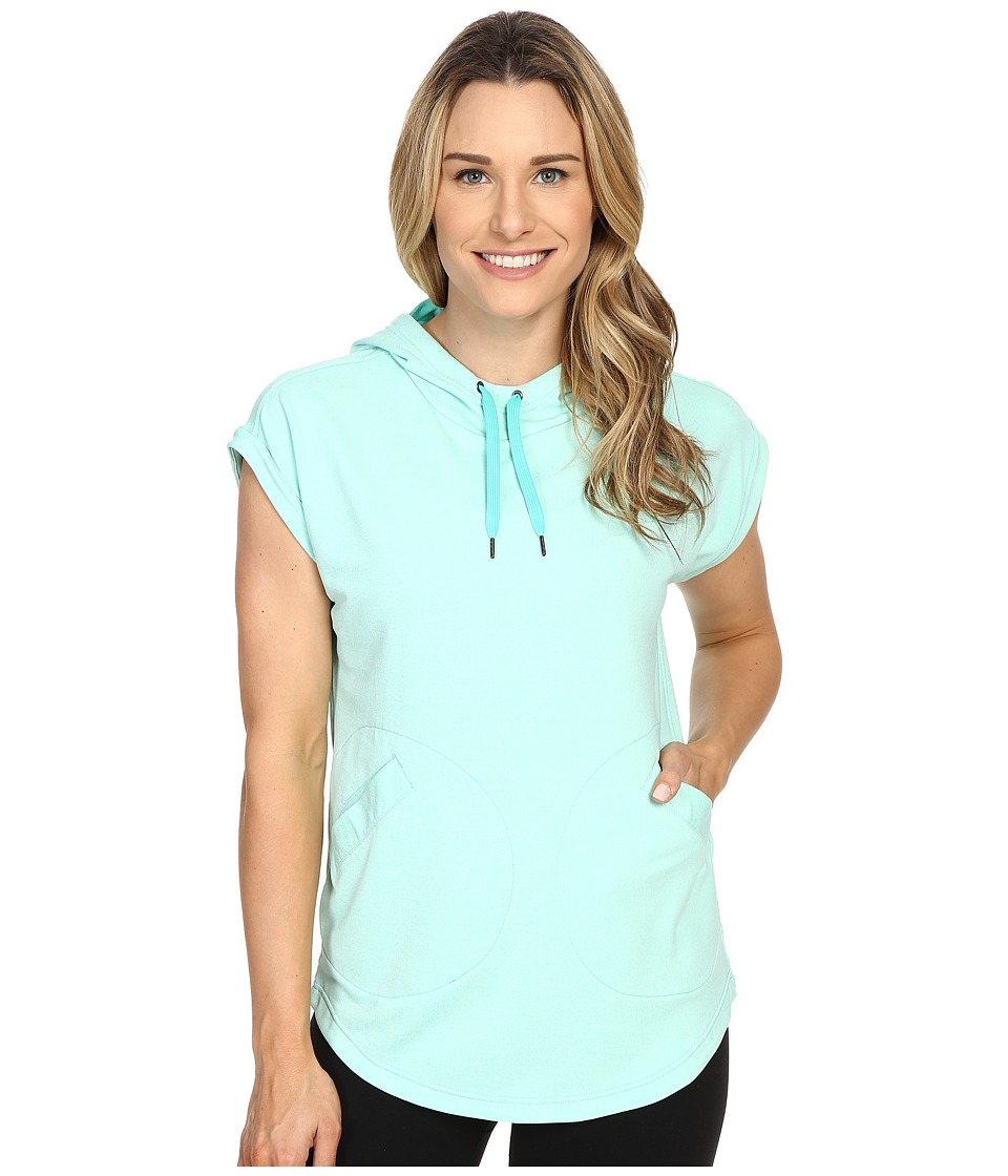 Merrell - Swallowtail Pullover Top (Cockatoo Heather) Women's Short Sleeve Pullover