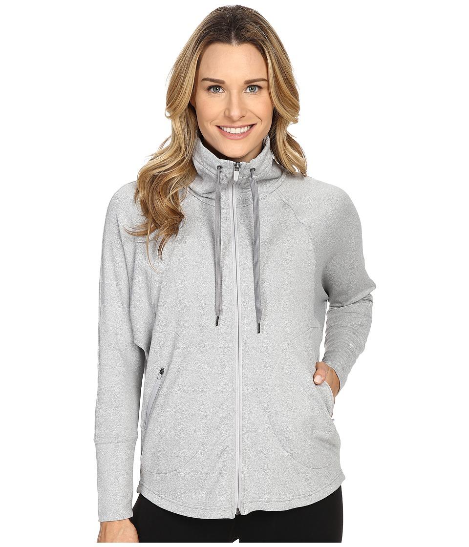 Merrell - Swallowtail Full Zip Fleece (Sidewalk) Women's Fleece