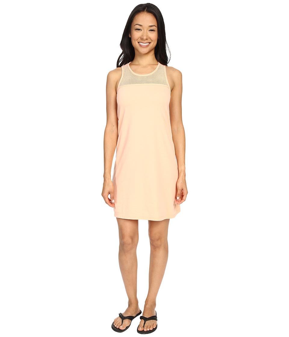 Merrell - Salina Mesh Dress (Peach Nectar) Women's Dress