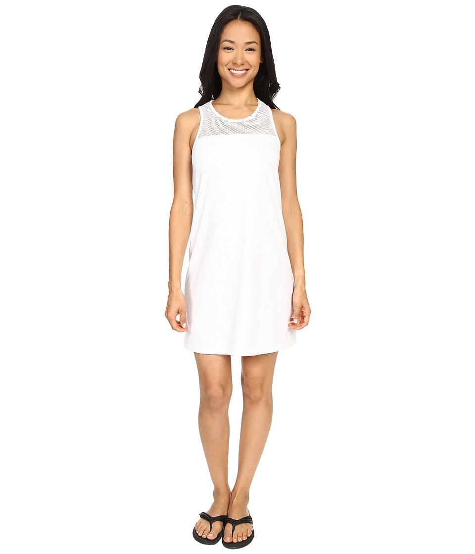 Merrell - Salina Mesh Dress (White) Women's Dress