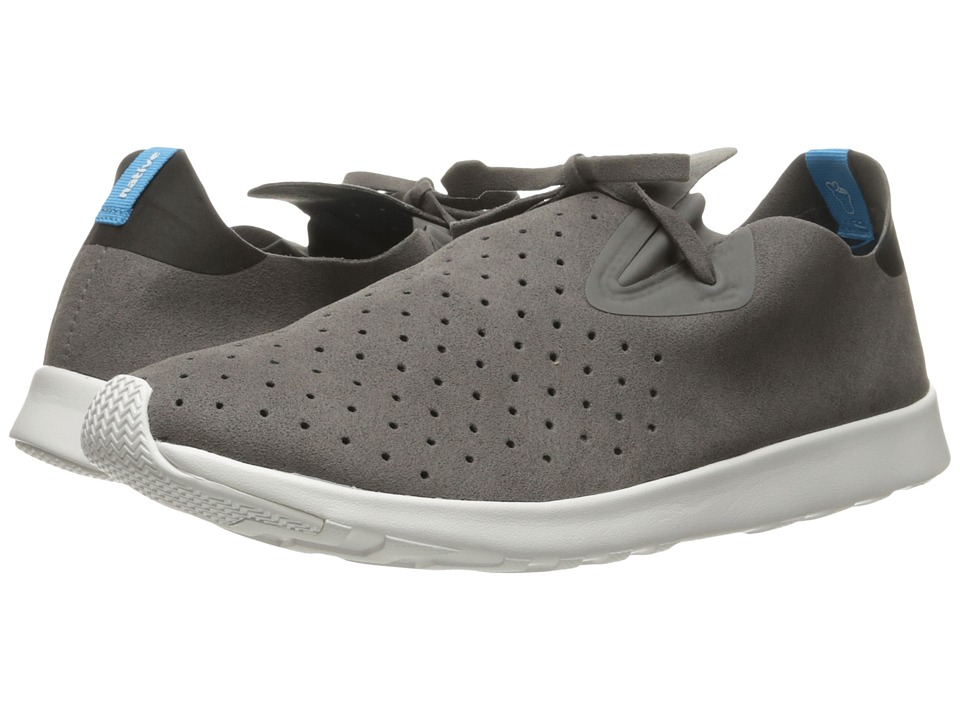 Native Shoes - Apollo Moc (Dublin Grey/Jiffy Black/Shell White) Shoes