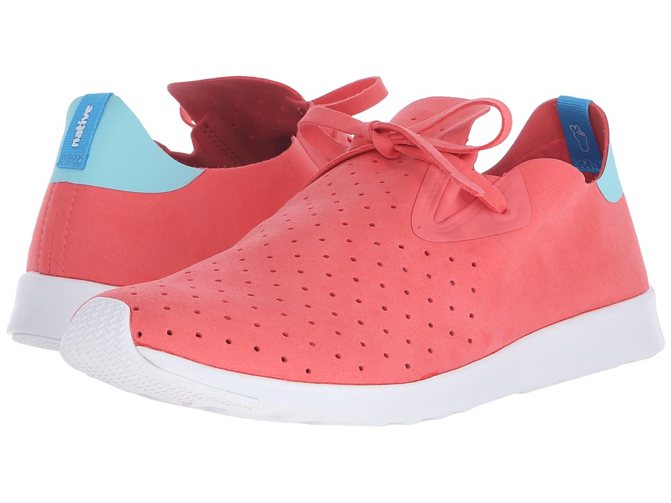Native Shoes - Apollo Moc (Snapper Red/Cabo Blue/Shell White) Shoes