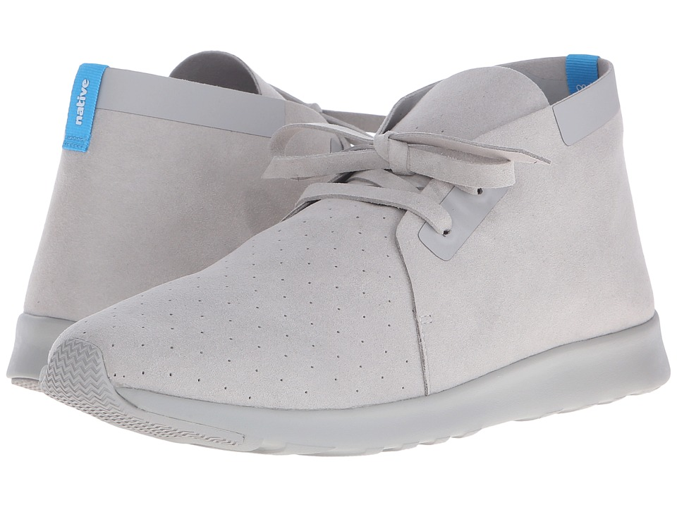 Native Shoes - Apollo Chukka (Pigeon Grey/Pigeon Grey) Shoes
