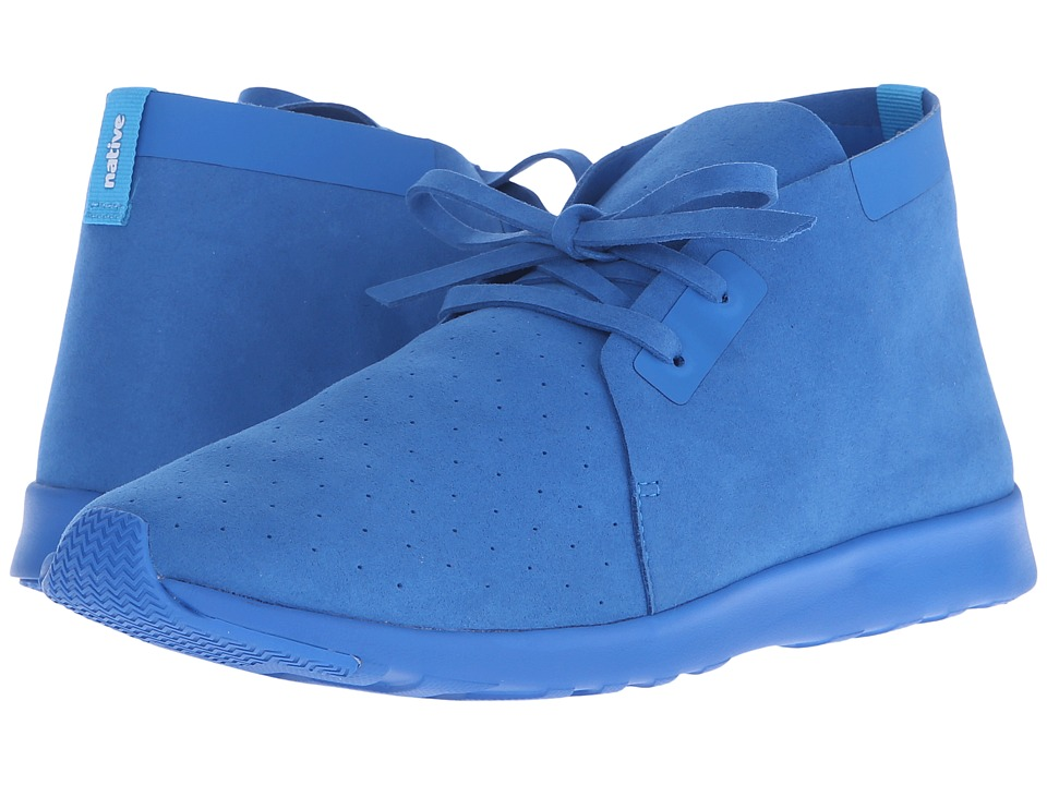 Native Shoes - Apollo Chukka (Barracuda Blue/Barracuda Blue) Shoes