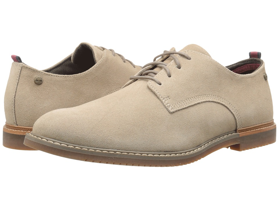 Timberland Brook Park Oxford (Light Tan Suede) Men