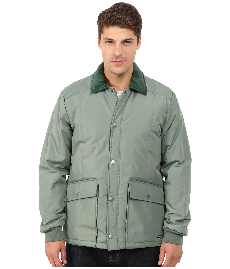 RVCA - Ruffians Jacket (Militia) Men's Jacket
