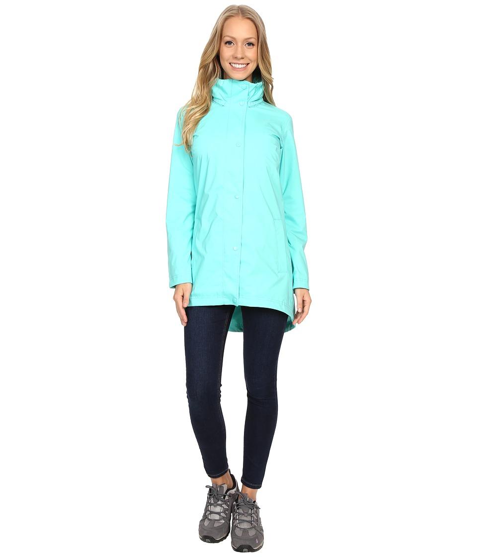Merrell - Atlas Bounce Long Jacket (Cockatoo) Women's Coat