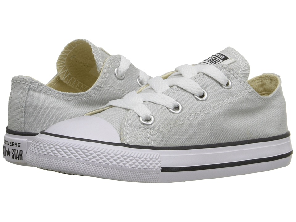 Converse Kids - Chuck Taylor All Star Ox (Infant/Toddler) (Mouse) Kids Shoes