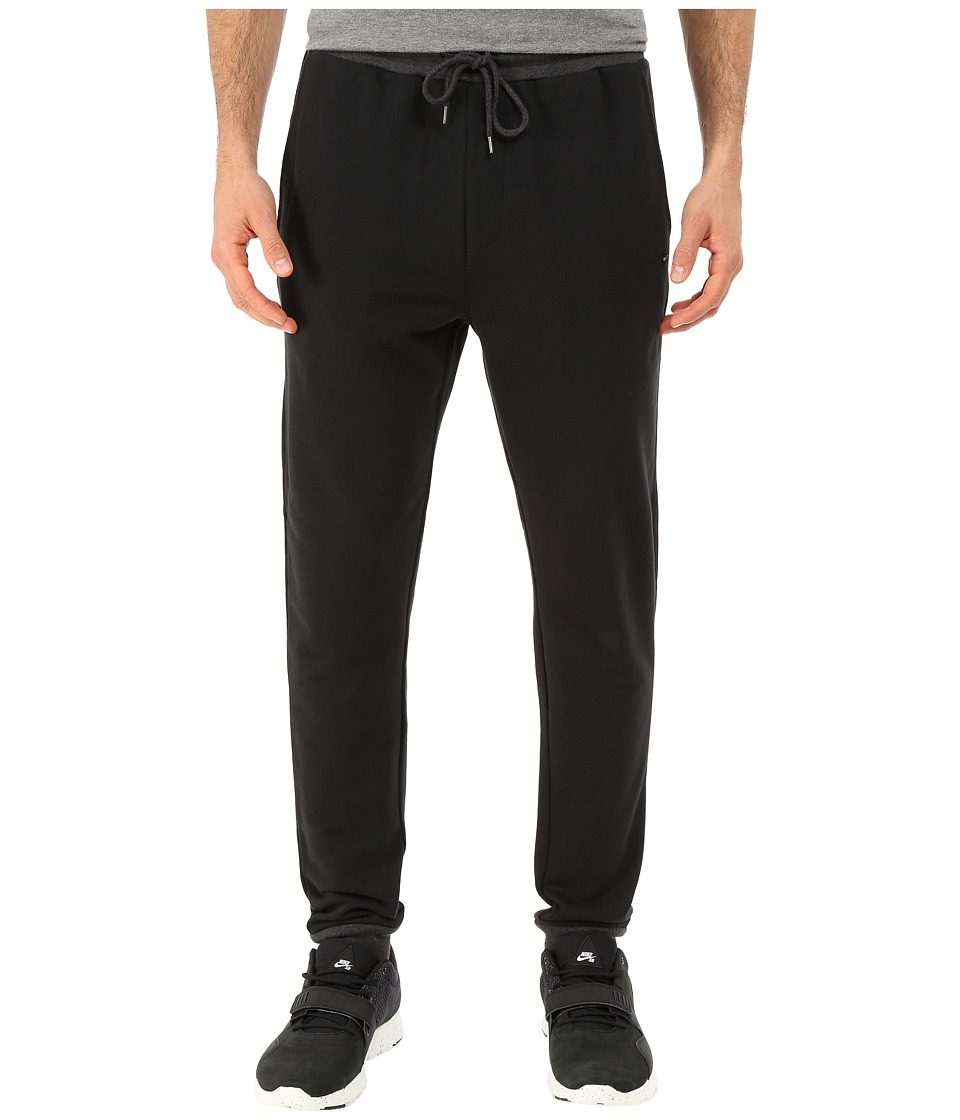 RVCA - Easy As Pant (Black) Men's Casual Pants