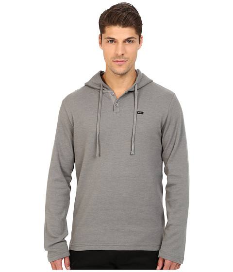 RVCA - Thomas Hoodie (Athletic Heather) Men's Sweatshirt