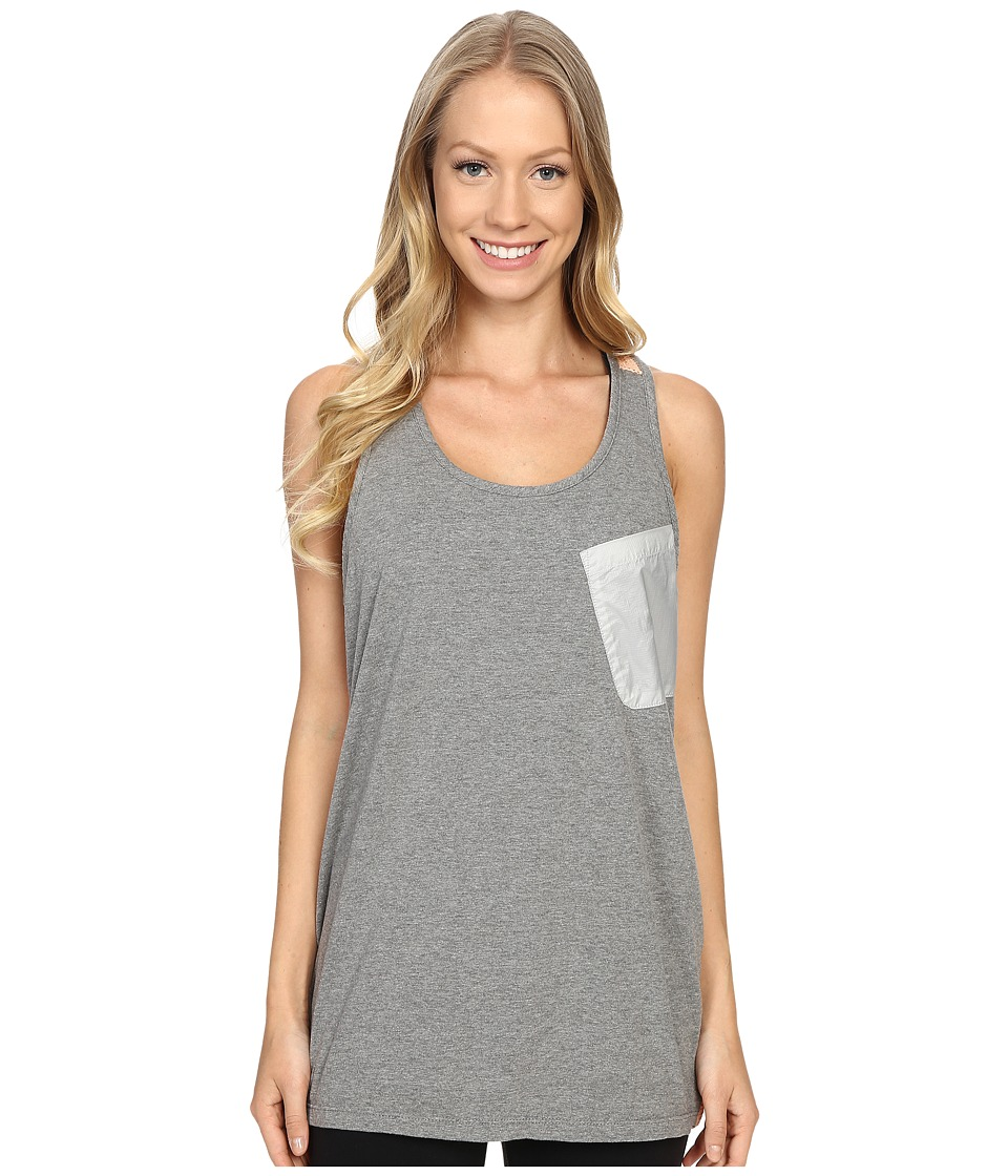 Merrell - Around Town Tank Top (Concrete Heather) Women's Sleeveless