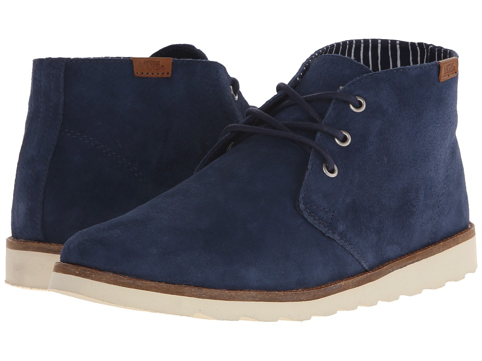 Vans - Desert Chukka (Dress Blues) Men's Shoes