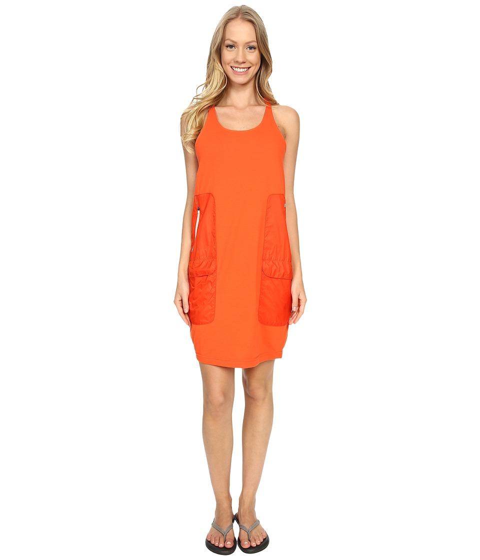 Merrell - Around Town Dress (Mandarin Red) Women's Dress