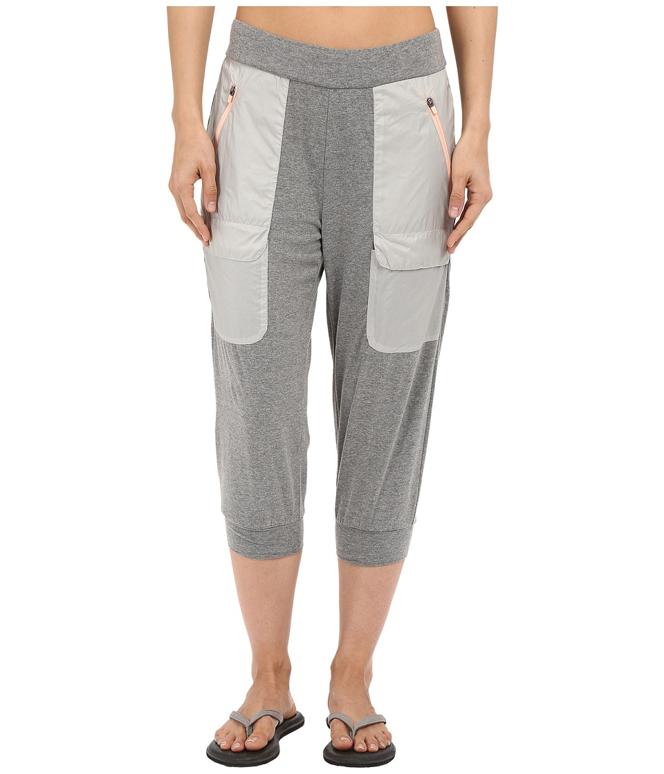 Merrell - Around Town Cropped Pants (Concrete Heather) Women's Casual Pants