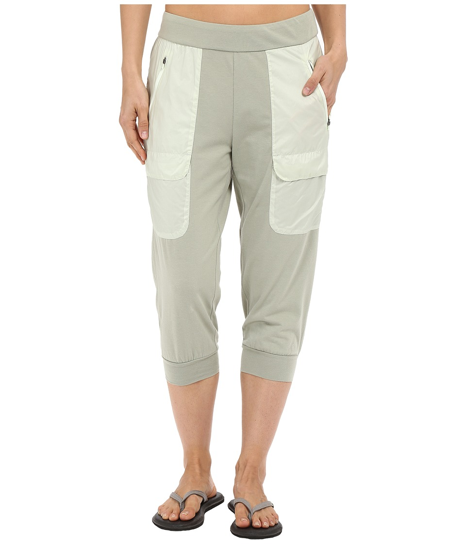 Merrell - Around Town Cropped Pants (Seagrass) Women's Casual Pants
