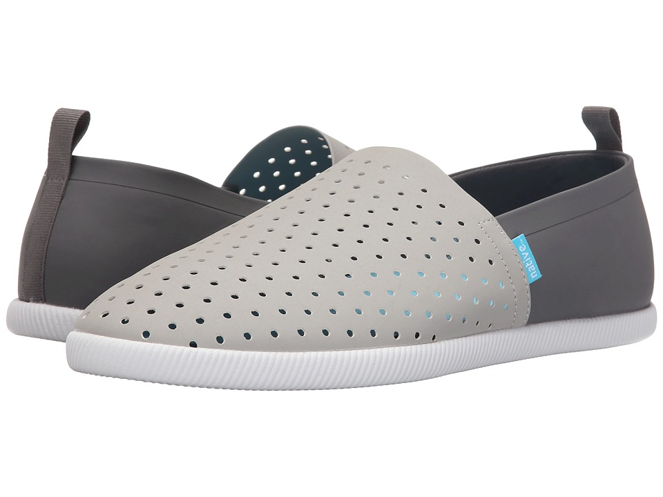 Native Shoes - Venice (Pigeon Grey/Dublin Grey/Shell White) Shoes