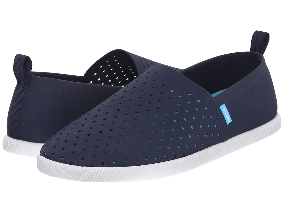 Native Shoes - Venice (Regatta Blue/Shell White) Shoes