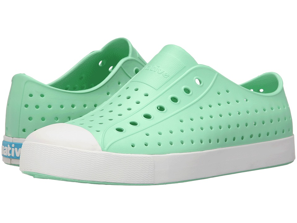 Native Shoes - Jefferson (Moola Green/Shell White) Shoes