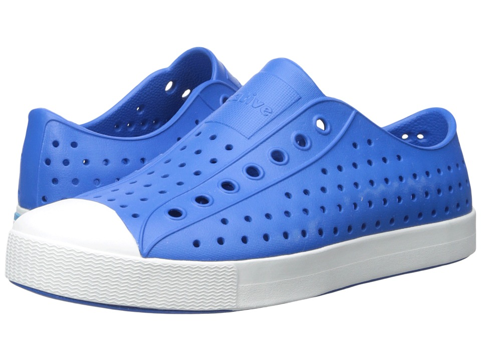 Native Shoes - Jefferson (Barracuda Blue/Shell White) Shoes
