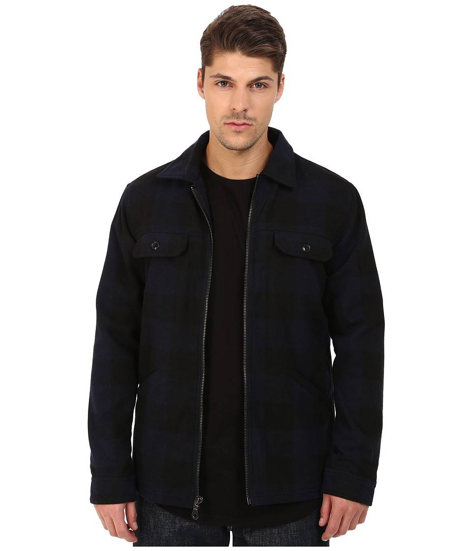 RVCA - Winnetka Jacket (Midnight) Men's Jacket