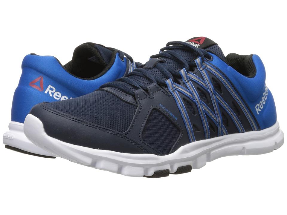 Reebok - Yourflex Train 8.0 L MT (Collegiate Navy/Blue Sport/White) Men