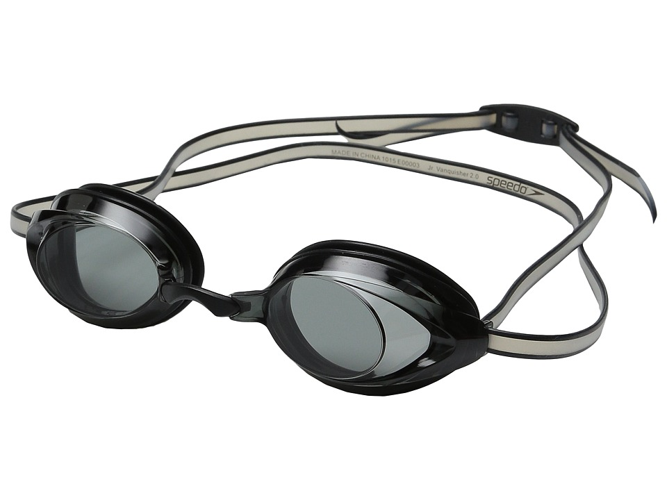 Speedo - Jr. Vanquisher 2.0 (Smoke 2) Water Goggles