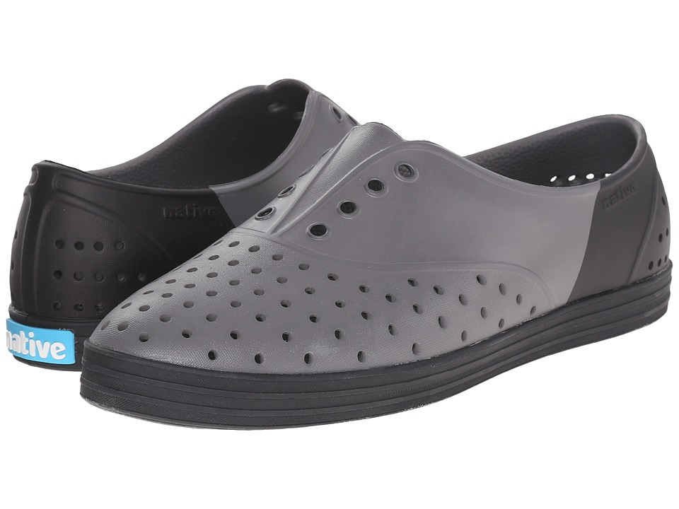 Native Shoes Jericho (Dublin Grey/Jiffy Black/Jiffy Block) Women