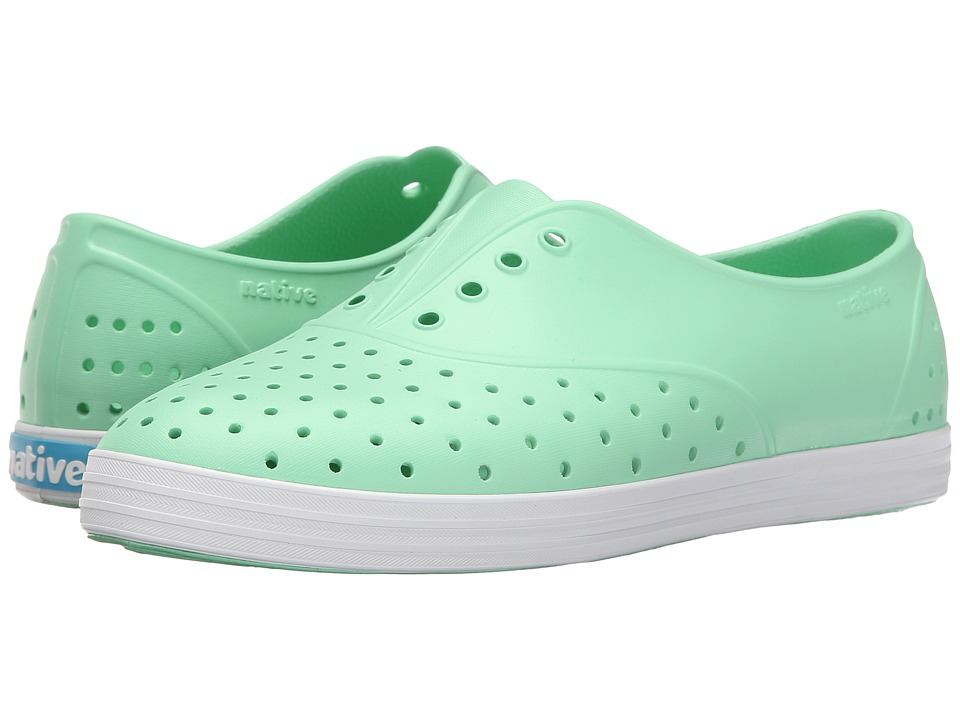 Native Shoes - Jericho (Moola Green/Shell White) Women's Shoes