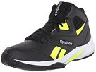 Reebok Pro Heritage 2 (Black/Solar Yellow/White)