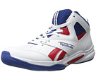 Reebok Pro Heritage 2 (White/Scarlet/Team Dark Royal/Black)